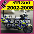 Heyman ABS Fairing Fit ST1300 2002-2008 02-08 Pan-European Yellow Blue H13H46