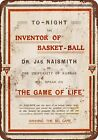 James Naismith's Thirteen Rules of Basketball Sells For $4.3 Million 6