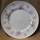 Royal Victoria Pink Rose Fine Bone China Luncheon Plate