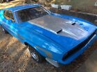 1971 Ford Mustang Mach I Fastback 2 Door 1971 Ford Mustang Mach I Fastback 2 Door 58L