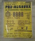 Pre algebra a teaching textbook by Greg and Shawn Sabouri Textbook only