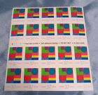 Love  US Postage Stamps Sheet 2002 USPS