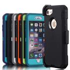 For Apple iPhone 5 5S SE Case Cover w Belt Clip Fits Otterbox Defender