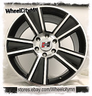 20 inch black Hurst Stunner wheels Ford F150 Expedition Lincoln Navigator 6x135