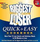 The Biggest Loser Quick  Easy Cookbook Simply Delicious Low calorie ExLibrary
