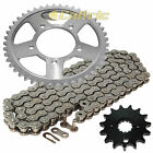 Drive Chain & Sprockets Kit Fits SUZUKI GSX750F Katana 750 1998-2006