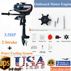 New Portable Outboard Motor Boat Engine 35HP 2 Stroke With Water Cooling System