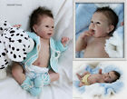 Blank reborn doll kit GINGER seconds eyes included untouched