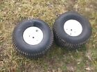 Craftsman lt2000 riding mower 917.273135 rear wheels and tires 20x10.00-8