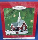 2001 Candlelight Services Hallmark Magic Retired Series Ornament