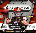 2014 Panini Prizm Football Hobby Factory Sealed Box Derek Carr Rookie Card