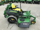 2016 John Deere Z950M Zero Turn Mower with TWEELS 145627 6800