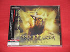 2017 PRIDE OF LIONS Fearless with Bonus Track  JAPAN CD