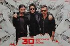 30 SECONDS TO MARS - A3 Poster (42 x 28 cm) - Jared Leto Clippings Sammlung NEU