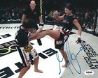 Gina Carano MMA Cards and Autographed Memorabilia Guide 29