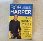 THE SKINNY RULES BY BOB HARPER HARDCOVER NEW