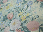 Riverdale Fabrics Raymond Waites Tapestry Bouquet Cotton Vintage 1.3 Yd x 54 In