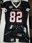 Lucky Whitehead Game Worn Collegiate Bowl Jersey | PHOTO MATCHED