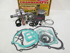 KAWASAKI KX 250 ENGINE REBUILD HOT RODS CRANKSHAFT, PISTON, GASKETS 1992-2001