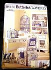New! Butterick . Waverly Sewing Room Items.  #B5160