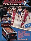 Rollergames Williams Pinball Flyer /Brochure/ Ad