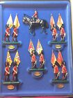 W BRITAINS, TROOPING THE COLOUR, 12 - PIECE SET, SPECIAL EDITION (  #000865 )