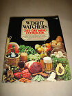 WEIGHT WATCHERS 365 DAY MENU COOKBOOK 1ST PLUME PRINTING VGC