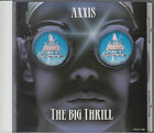 AXXIS / THE BIG THRILL JAPAN CD OOP