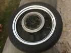 OEM 2.75x18 rear wheel from 84 / 85 HONDA VF500F Interceptor motorcycle -NO TIRE