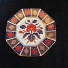 Fitz & Floyd Empress 1 Salad Dessert Plate 1 AVAIL (1 sold) Red Navy FF39  8