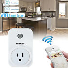 Ostart Remote Control Timer Timing Switch WiFi Smart Power Socket Outlet US Plug