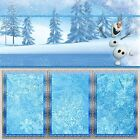 Premade Double Page Scrapbook Layouts Disney Frozen Olaf 220