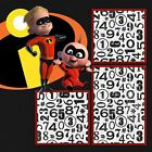 DISNEY INCREDIBLES 2 Premade Scrapbook Pages EZ Layout 222