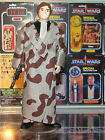 VINTAGE KENNER STAR WARS ROTJ HAN SOLO IN TRENCH COAT 1984 NO COO 100
