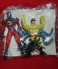 VTGSPIDERMAN  DR OCTOPUS FIGURE 4 MEXICAN KO BOOTLEG TOYUNOPENED