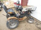 VINTAGE SEARS RIDING TRACTOR  BUILD A PULLING TRACTOR