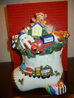 Fitz and Floyd TOYLAND Cookie Jar - New in Box
