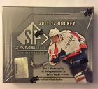 2011-12 SP GAME USED HOCKEY UNOPENED BOX FROM SEALED CASE