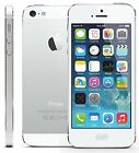 Apple iPhone 5 Factory Unlocked 16GB Smartphone Clean IMEI FAIR CONDITION WHITE