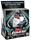 2016 Topps Finest Baseball Hobby Box (Sealed) Seager Schwarber Autos and More