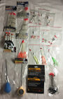 14 packages of Quiver Tips and 3 Packages of Spring bobbers ICE FISHING