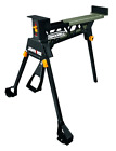 JawHorse Portable Material Support Work Bench VIce Miter Stand Welding Station