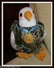 Ty Valor Eagle Beanie Baby NWMT Store Exclusive - 2003, Rare Retired