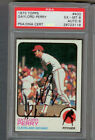 1973 Topps #400 Gaylord Perry PSA DNA Signed Auto EXMT 6 auto grade 8