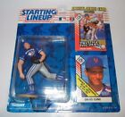 1993 KENNER STARTING LINEUP SLU DAVID CONE BLUE JAYS ACTION FIGURE NEW NIP