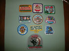 Lot of ten Girl Scout Fun patches