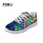 Women Lady Lace Up Breathable Sneakers Outdoor Sport Running Shoes Light Comfort