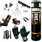 New 13 Piece 5Ft Punch Bag Set For MMABoxing and Fitness Training equipment