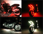 16pc 18 Color 5050 SMD Led RGB Remote CBR1000RR Motorcycle Led Neon Glow Kit