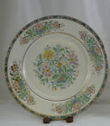 Lenox Vintage Black Mark Mystic Dinner Plate(s) 10 3/8 Floral Art Deco Excellent